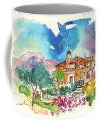 Palace In Sintra Coffee Mug