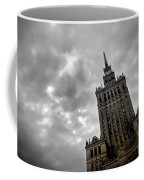 Palace Of Culture And Science In Warsaw Coffee Mug