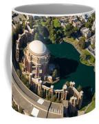 Palace Of Fine Arts Aloft Coffee Mug