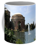 Palace Of Fine Arts And Lagoon Coffee Mug