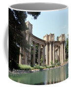 Palace Of Fine Arts Colonnades  Coffee Mug