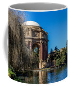 Palace Of Fine Arts In Color Coffee Mug