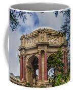 Palace Of Fine Arts - San Francisco California Coffee Mug