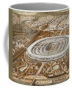 Palace Of The Universal Exhibition In Paris Coffee Mug