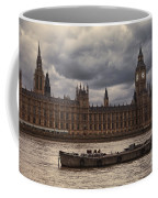 Palace Of Westminster Coffee Mug