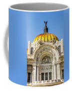 Palacio De Bellas Artes Coffee Mug