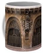 Palau Guell 1886 To 88 Gaudi Barcelona Spain Dsc01413 Coffee Mug
