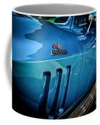Pale Blue Rider -2 Coffee Mug