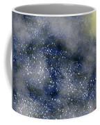 Pale Moon At Sea Coffee Mug