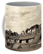 Palenque Panorama Sepia Coffee Mug