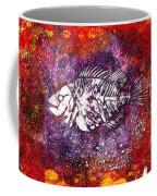 Paleo Fish Coffee Mug