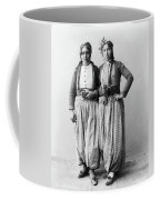 Palestine Gypsies, 1893 Coffee Mug