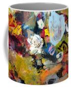 Palette Abstract Coffee Mug