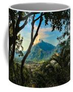 Pali Lookout For Puu Alii Coffee Mug