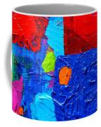 Palimpsest Viii Coffee Mug