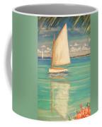 Palm Bay Coffee Mug