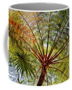 Palm Canopy Coffee Mug