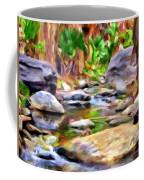 Palm Canyon Trail Coffee Mug