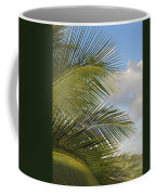 Palm Close Up 3 Coffee Mug