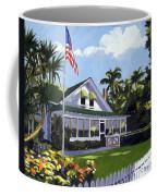 Palm Cottage Naples Florida Coffee Mug