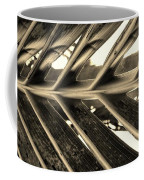 Palms E Sepia Coffee Mug