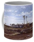 Palm Forest In Elche Coffee Mug