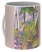 Palm Grove Coffee Mug