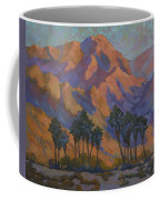 Palm Oasis At La Quinta Cove Coffee Mug