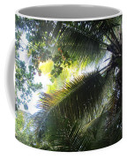 Palm Pattern 1 Coffee Mug