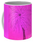 Palm Pink Coffee Mug