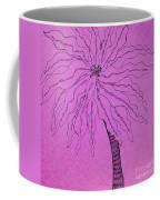Palm Purple Coffee Mug