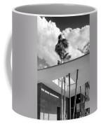 Palm Springs Animal Shelter Palms Bw Palm Springs Coffee Mug