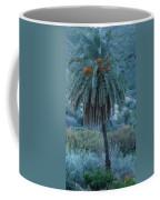 Palm Tree  Almanzora Mountain Spain  Coffee Mug