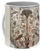 Palm Tree And Birds Coffee Mug