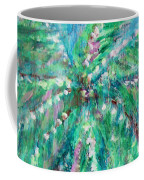 Palm Tree By Jan Marvin Coffee Mug
