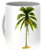 Palm Tree Number 2 Coffee Mug
