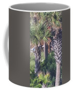 Palm Tree Scenery Coffee Mug