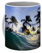 Palm Wave Coffee Mug