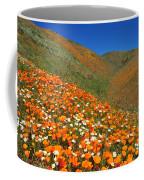 Palmdale Poppies Coffee Mug