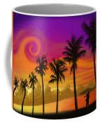 Palms Over St. Croix Coffee Mug