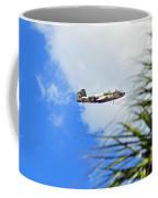 Palms Waving Hello Coffee Mug