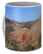 Palo Duro Canyon 021013.282 Coffee Mug
