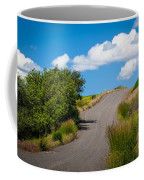 Palouse Country Road Coffee Mug