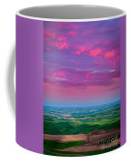 Palouse Fiery Dawn Coffee Mug