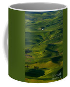 Palouse Green Coffee Mug