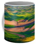 Palouse Ocean Of Wheat Coffee Mug