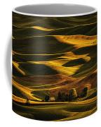 Palouse Sunset From Steptoe Butte Coffee Mug