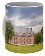 Palsjo Slott And Garden Coffee Mug