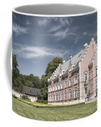 Palsjo Slott In Helsingborg Evening Coffee Mug