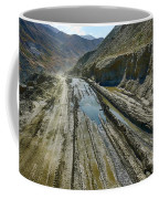Pamir Alay Road Coffee Mug
